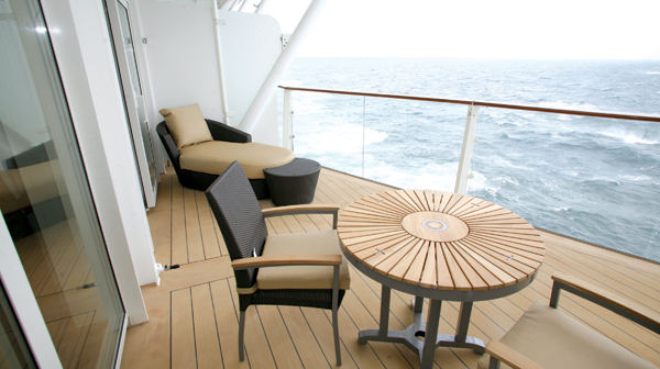 Cruise: Ponant, Silversea and Celebrity Cruises
