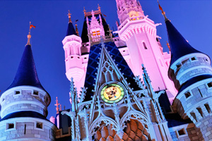 Disney's Florida Magic Kingdom on-gate price breaches $100
