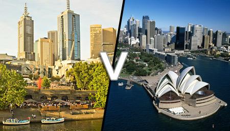 Australia Sydney Vs Melbourne Travel Weekly