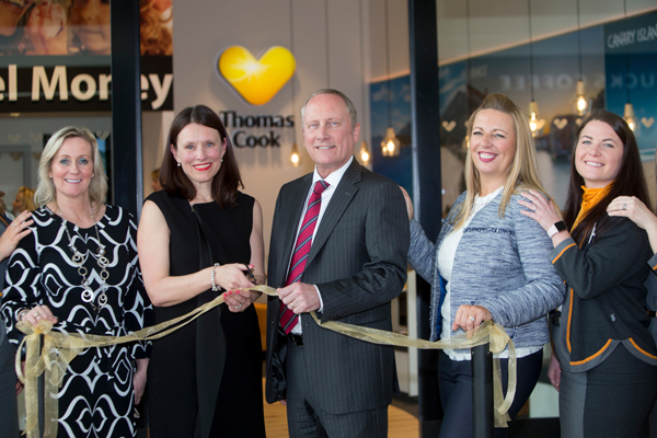 Thomas Cook opens first Discovery store in Scotland
