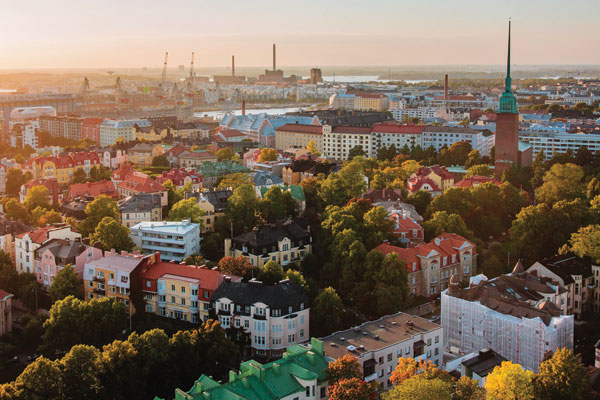 Scandinavia: 48 hours in Helsinki