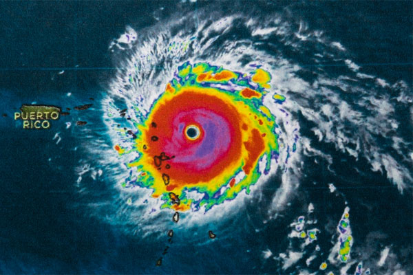 Hurricane Irma: 'Trade's biggest challenge since ash cloud'