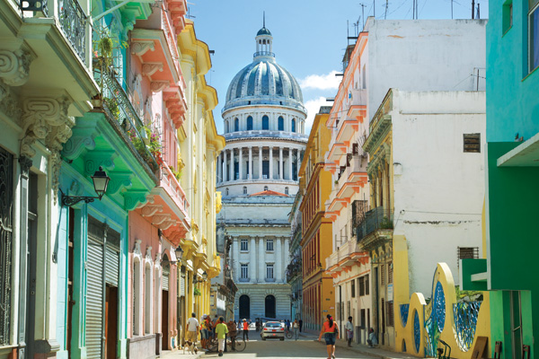 Earn Love to Shop vouchers for every booking made with Cuba Holidays
