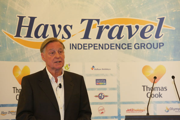 Special Report: Hays Travel Independence Group Conference
