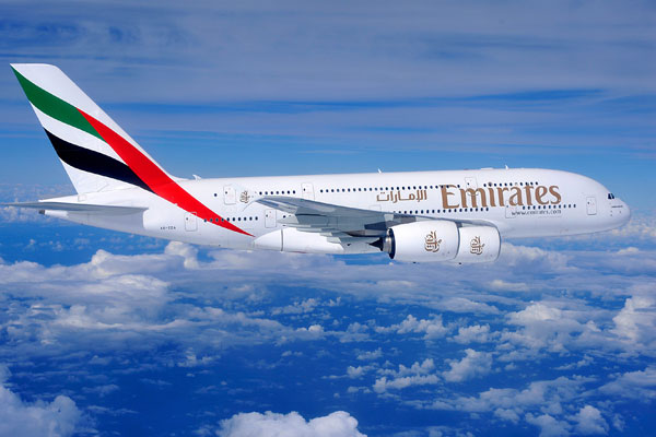 Emirates becomes A380 and Boeing 777 only