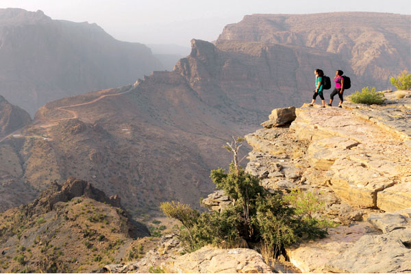 Oman's rugged landscapes and rich culture