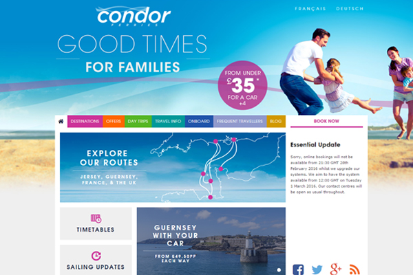 Condor Ferries apology after vehicles stuck for 12 hours