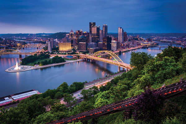 The US: Pittsburgh