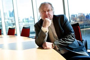 Lord Digby Jones takes up non exec role at Flybe
