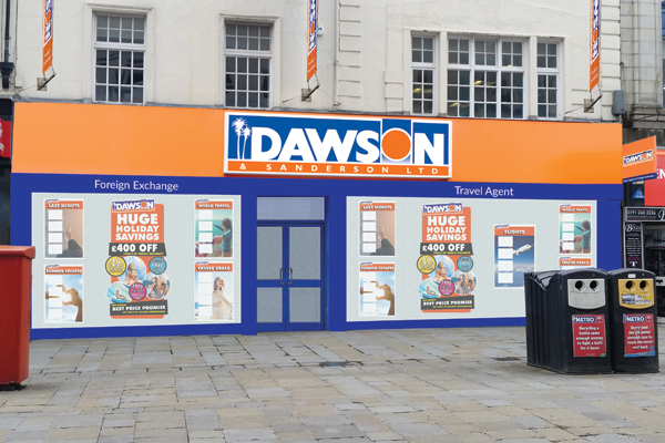 Dawson & Sanderson to relocate its flagship store