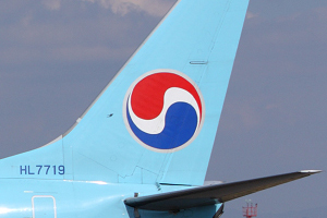 Korean Air places record $12 billion aircraft order