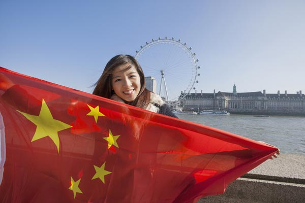 Chinese tourists top global spending league