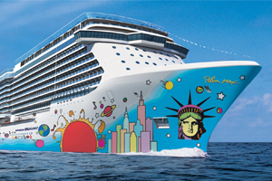Norwegian Cruise Line to move base to Southampton