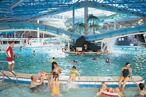 Butlins parent rides the 'staycation' wave