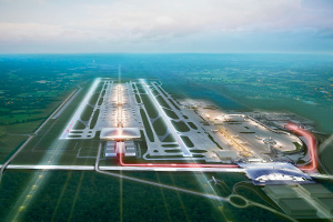 Gatwick pledges £20m in regional support if second runway is approved
