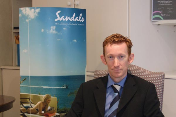 Big Interview: Karl Thompson, managing director, Sandals UK