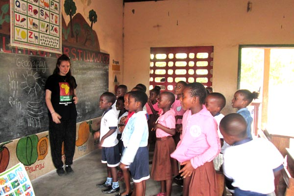 Opinion: Done right, there is nothing negative about Voluntourism