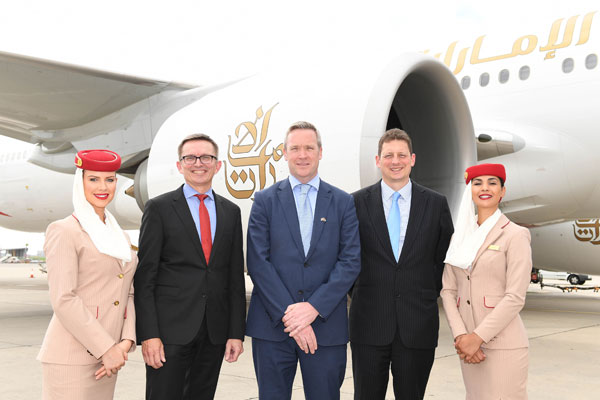 Emirates makes Stansted seventh UK airport offering Dubai flights