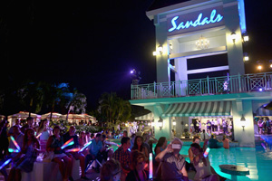 Agents attend star-studded Sandals launch in Jamaica