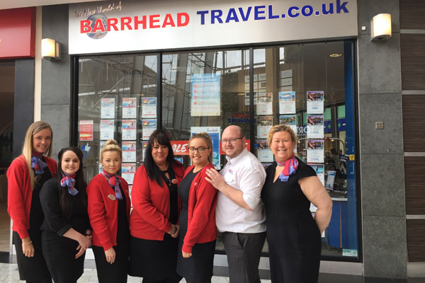 A day with… Barrhead Travel, Silverburn shopping centre, Glasgow