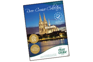 River Cruise Line highlights price guarantee on 2016 brochure cover
