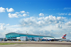 Heathrow numbers rise for September
