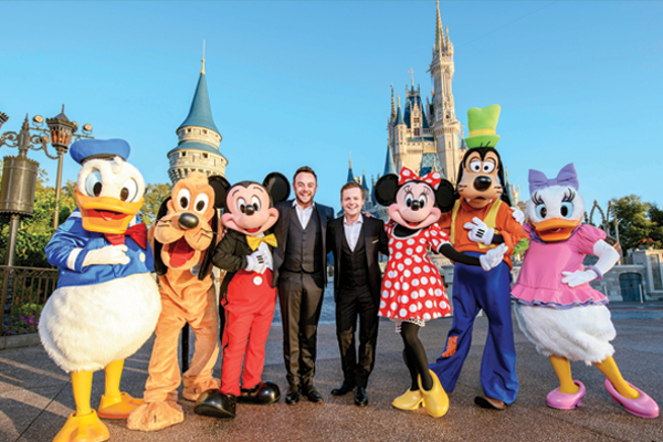 Agents see spike in Disney interest after TV exposure