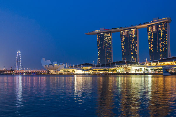 Singapore sling: The best things to do in the city