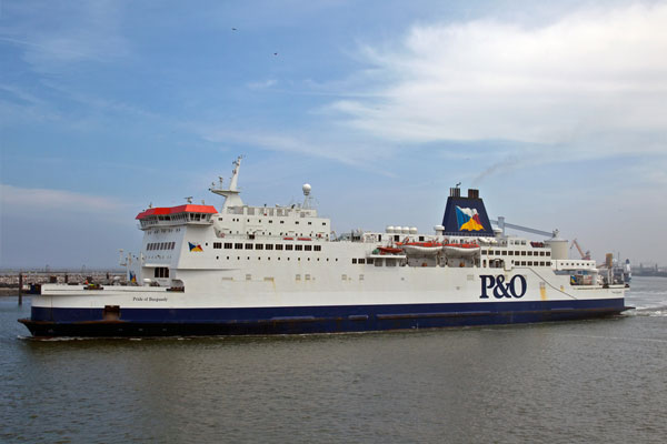 P&O Ferries profits up tenfold after rivals closure