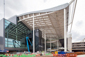 Heathrow's £2.5bn Terminal 2 to open a year from today