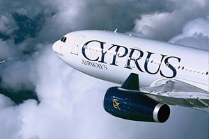 Approval sought for emergency aid for Cyprus Airways