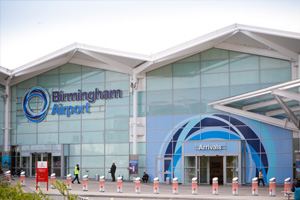Birmingham airport calls for long-haul hub network
