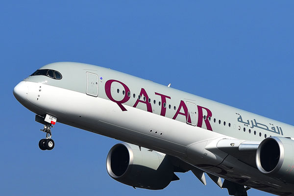 Qatar Airways says 'vast majority' of flights operating as scheduled