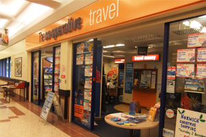 Greenacre voices concern for future of Co-operative Travel