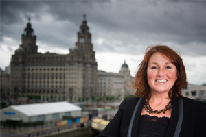 Angie Redhead named as CruiseBritain chairwoman