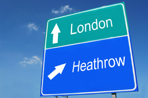 Anti-expansion protest forces Heathrow runway closure