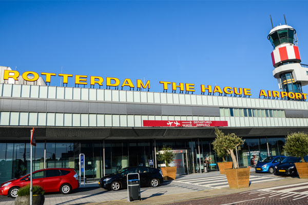 'Confused' homeless man arrested after Rotterdam airport alert