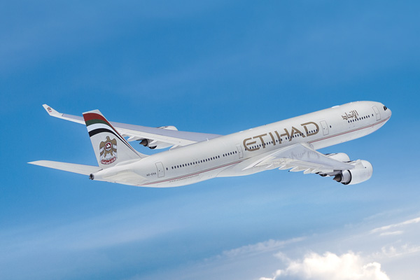 Etihad carryings outpaced capacity rise in 2015