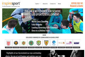 Inspiresport adds ski programme for 2015-16 season