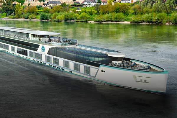 Crystal Cruises puts Ordever in charge of river cruise