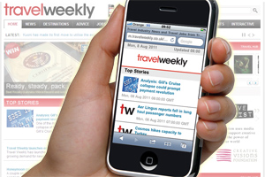Travel Weekly launches enhanced mobile site