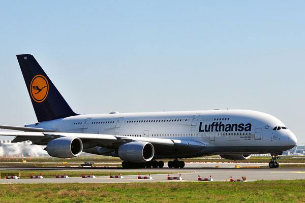 Lufthansa signs global NDC partner