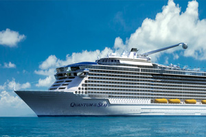 Royal Caribbean orders fifth Quantum-class ship