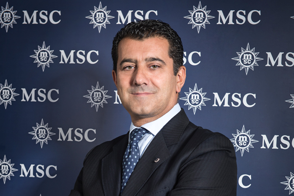ITT2018: MSC Cruises chief warns yields could drop amid mass growth