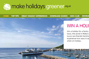 Consumers urged to help Make Holidays Greener