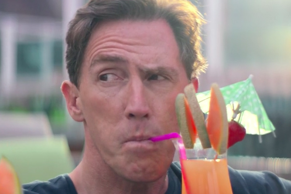Rob Brydon to appear in third P&O Cruises advert this Christmas
