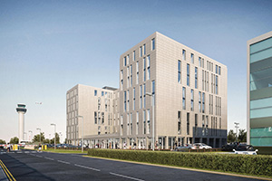 Largest Hampton by Hilton hotel in Europe to open at Stansted