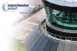 Manchester airport hails record passenger numbers