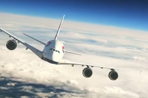 BA flies in A380 and hails 'start of a new era'