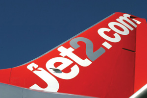 Flight delay compensation pay-outs dent Jet2 profits